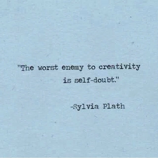 Sylvia Plath on Creativity