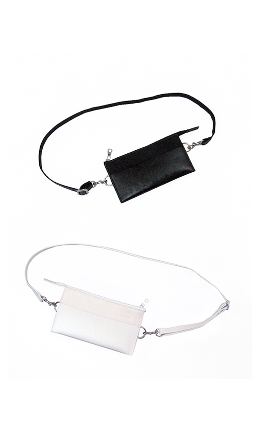 Wallet Belt Bags by Hipsters for Sisters