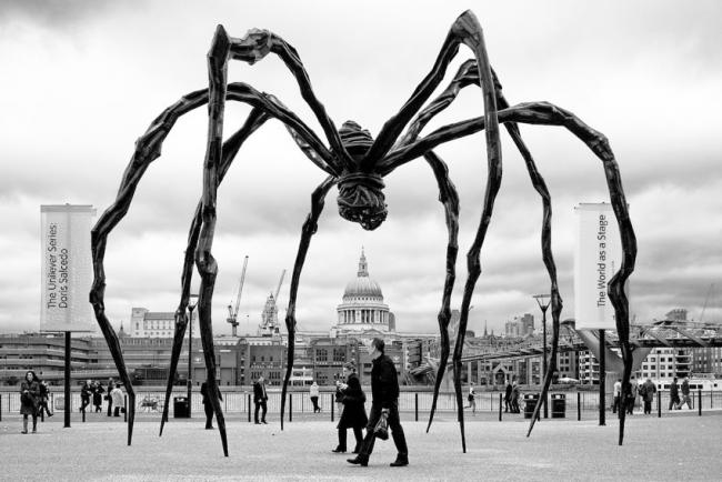 Mama by Louise Bourgeois