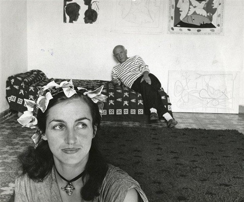 Francois Gilot and Picasso