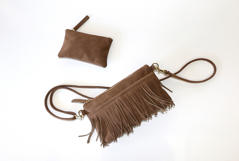 beltbag fringe canyon wallet closeup What are the 20 best vegan leather bags?