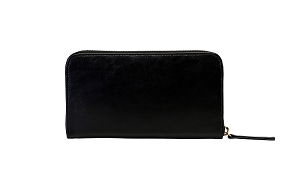 Convertible Wallet in Black