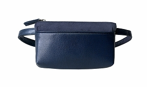 Pocket Belt Bag in Indigo