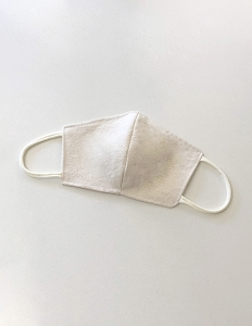 Unisex Face Mask in Organic Canvas