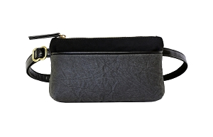 Pocket Belt Bag in Piñatex