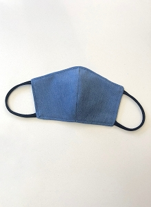 Unisex Face Mask in Organic Cotton