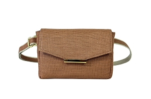 Convertible Belt Bag in Camello